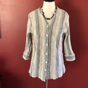 Essentials by Maggie Barnes Blouse